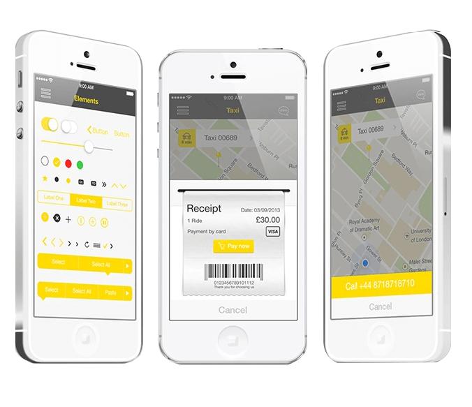 app for cab