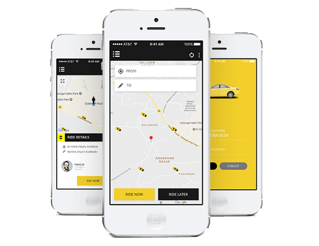 Taxi or Cab Booking App - Dispatch System- Better than Uber