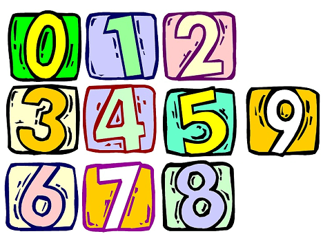 Buy Numbers in the UK from £1